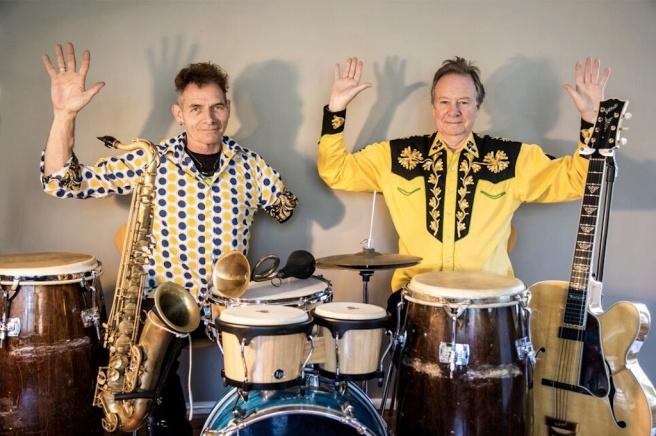 Three Handed Beat Bandits Play Jazz